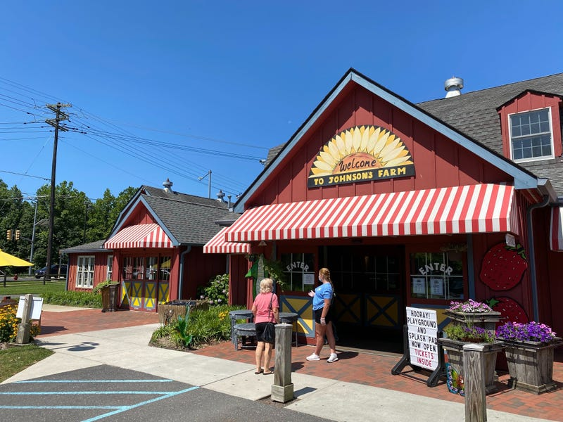 Johnson's Corner Farm in Medford has adopted new safety measures.