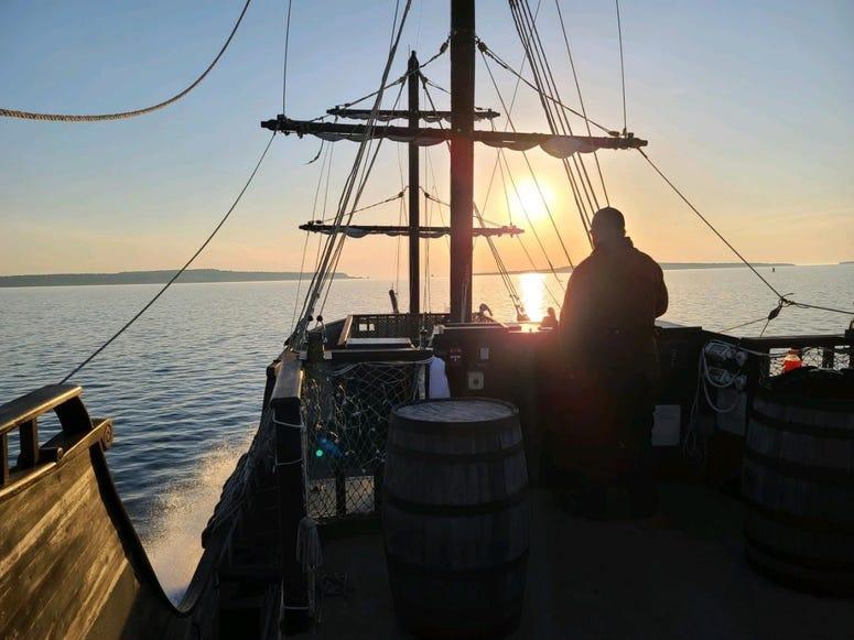 Good Fortune Pirate Ship