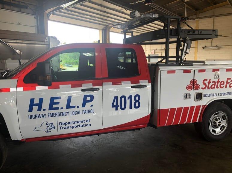 DOT HELP Truck