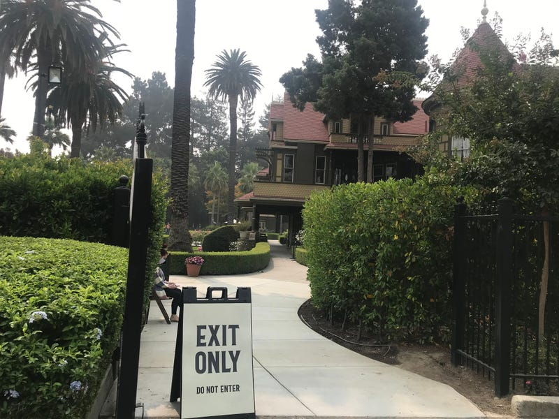 Winchester Mystery House Reopens In San Jose