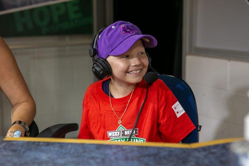 Marlin Welcome, 9, acute lymphoblastic leukemia.