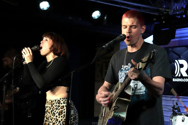 GROUPLOVE Performs at ALT 92.3 Pop Up Sessions in NYC