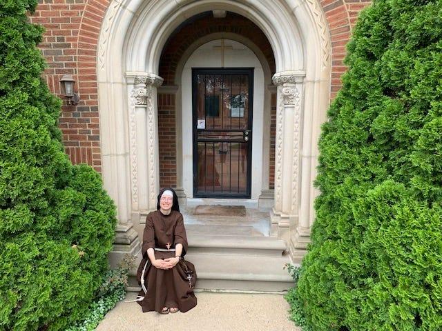 Sister Stephanie Baliga