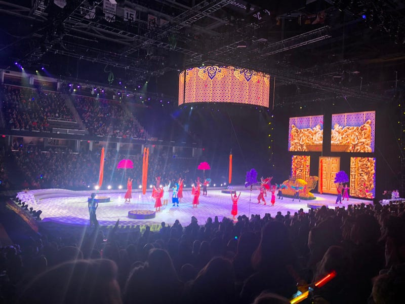 Tim Richards 2019 Disney on Ice