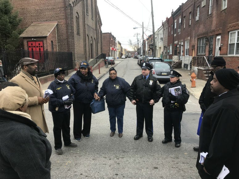 Officials in South Philadelphia take a stand against sexual assault following the arrest of a man accused of a string of attacks throughout the neighborhood.