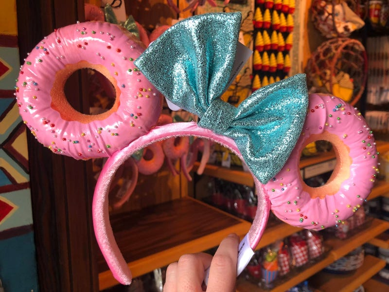 Donut Minnie Ears