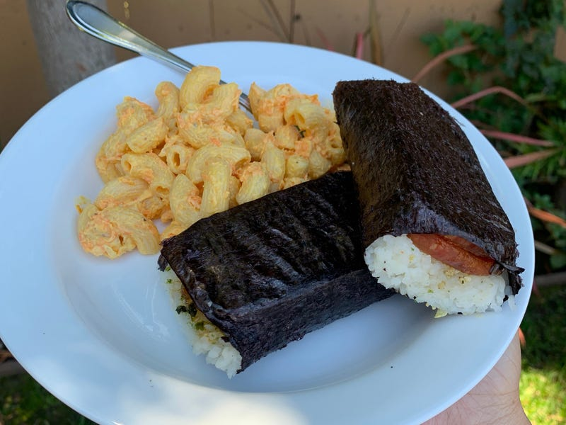 Dorothy S Spam Musubi Mac Salad Recipes
