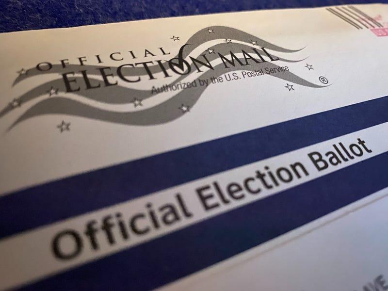 Pennsylvania ballot