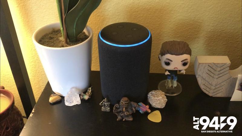 Jack is Bored - Alexa Helps