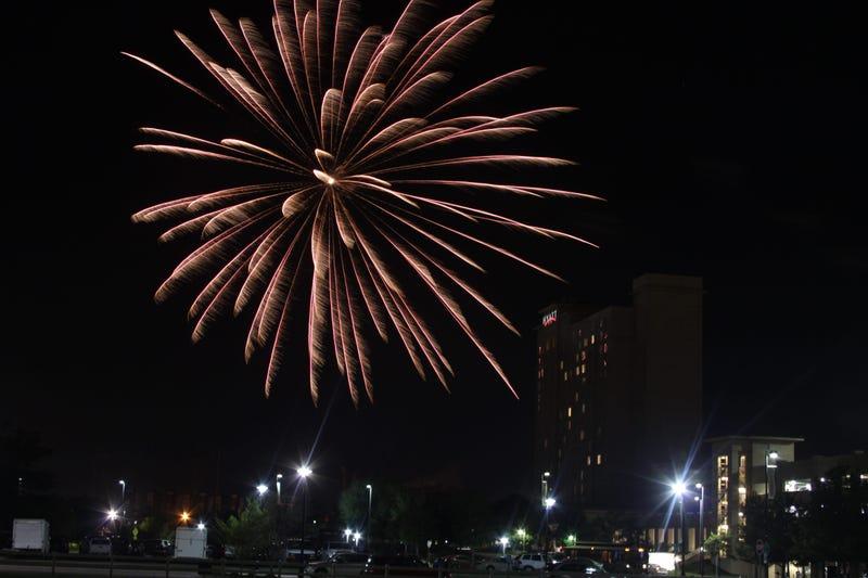 Wichita Fireworks