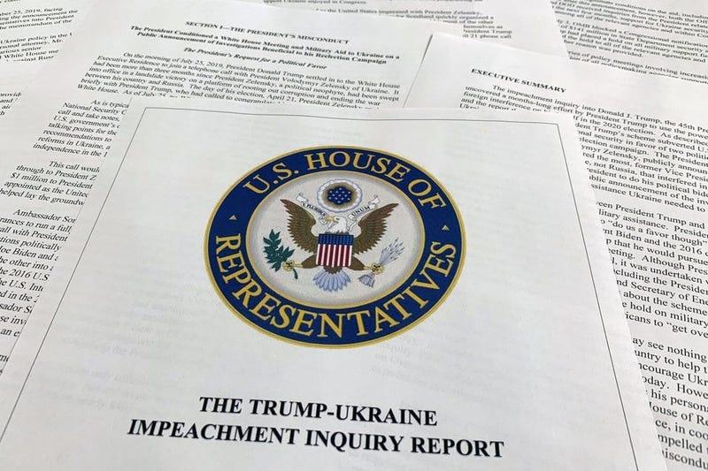House Impeachment Report