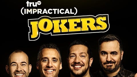 Impractical Jokers - RESCHEDULED