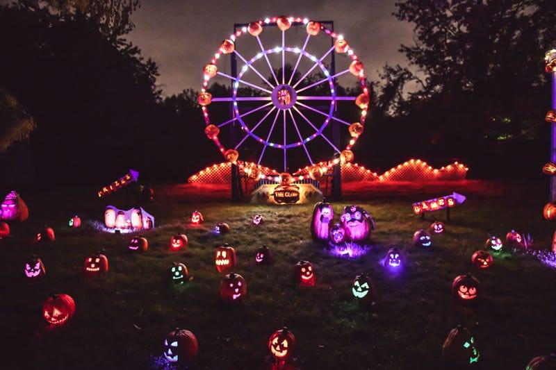 Jack's Pumpkin Glow