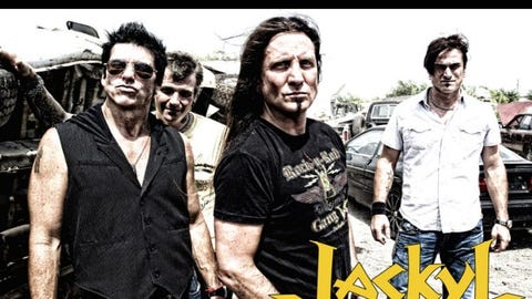 Event:  Jackyl RESCHEDULED