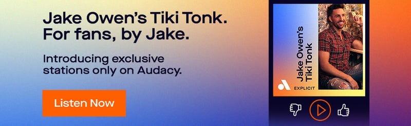 Jake Owen Tiki Tonk