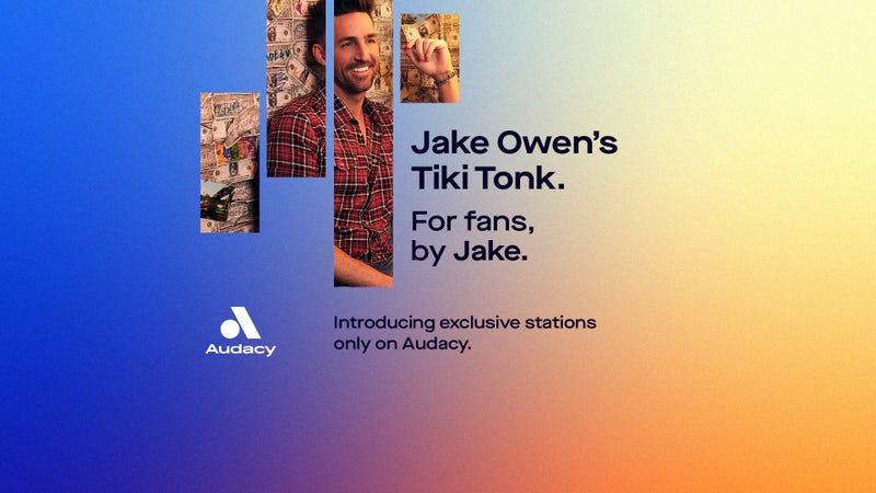 Jake Owen's Tiki Tonk Playlist