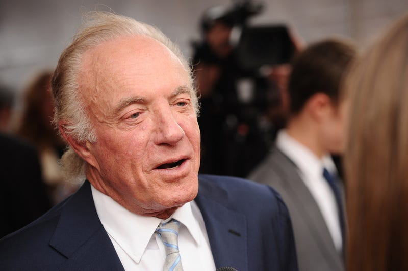 NEW YORK, NY - APRIL 28: Actor James Caan attends the 41st Annual Chaplin Award Gala at Avery Fisher Hall at Lincoln Center for the Performing Arts on April 28, 2014 in New York City.