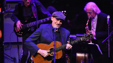 James Taylor and His All-Star Band