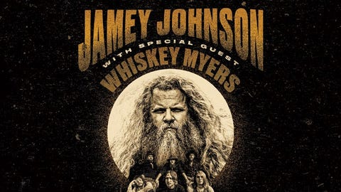 Jamey Johnson in Charlotte and Raleigh
