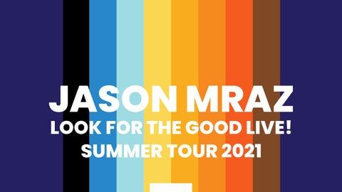 Jason Mraz @ Jacobs Pavilion at Nautica August 13, 2021