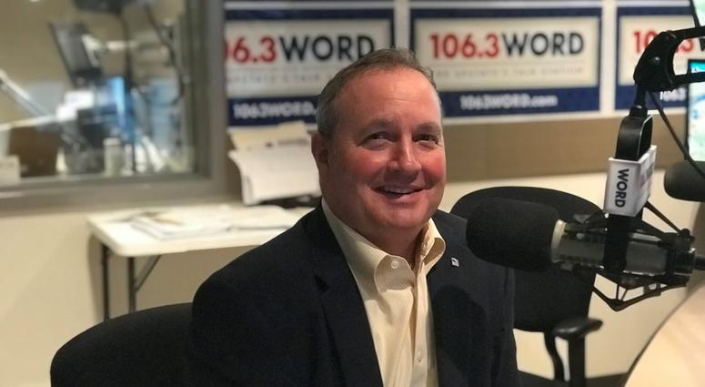 Third District Congressman Jeff Duncan in the 1063 WORD Studio - File Photo