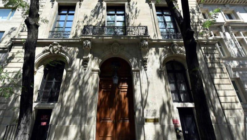 Jeffery Epstein Mansion (AP)