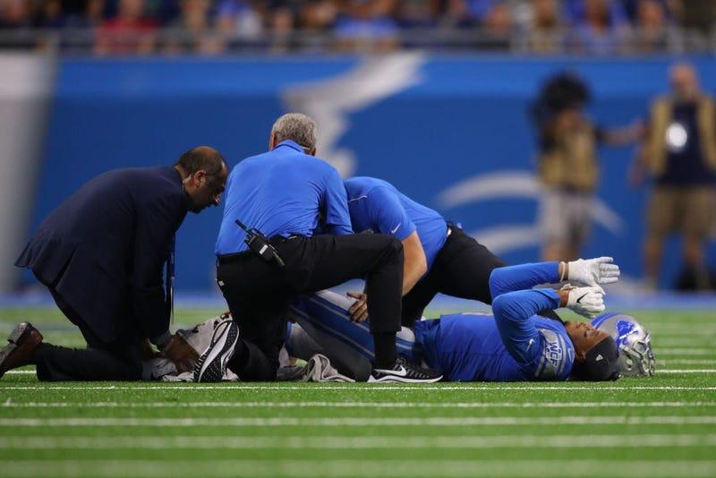 Jermaine Kearse suffers Broken Leg In Loss To New England Patriots