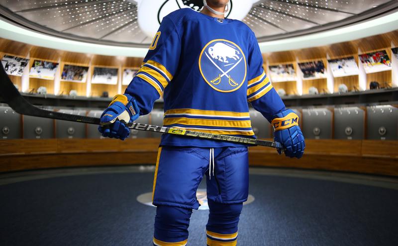 Buffalo Sabres new jersey