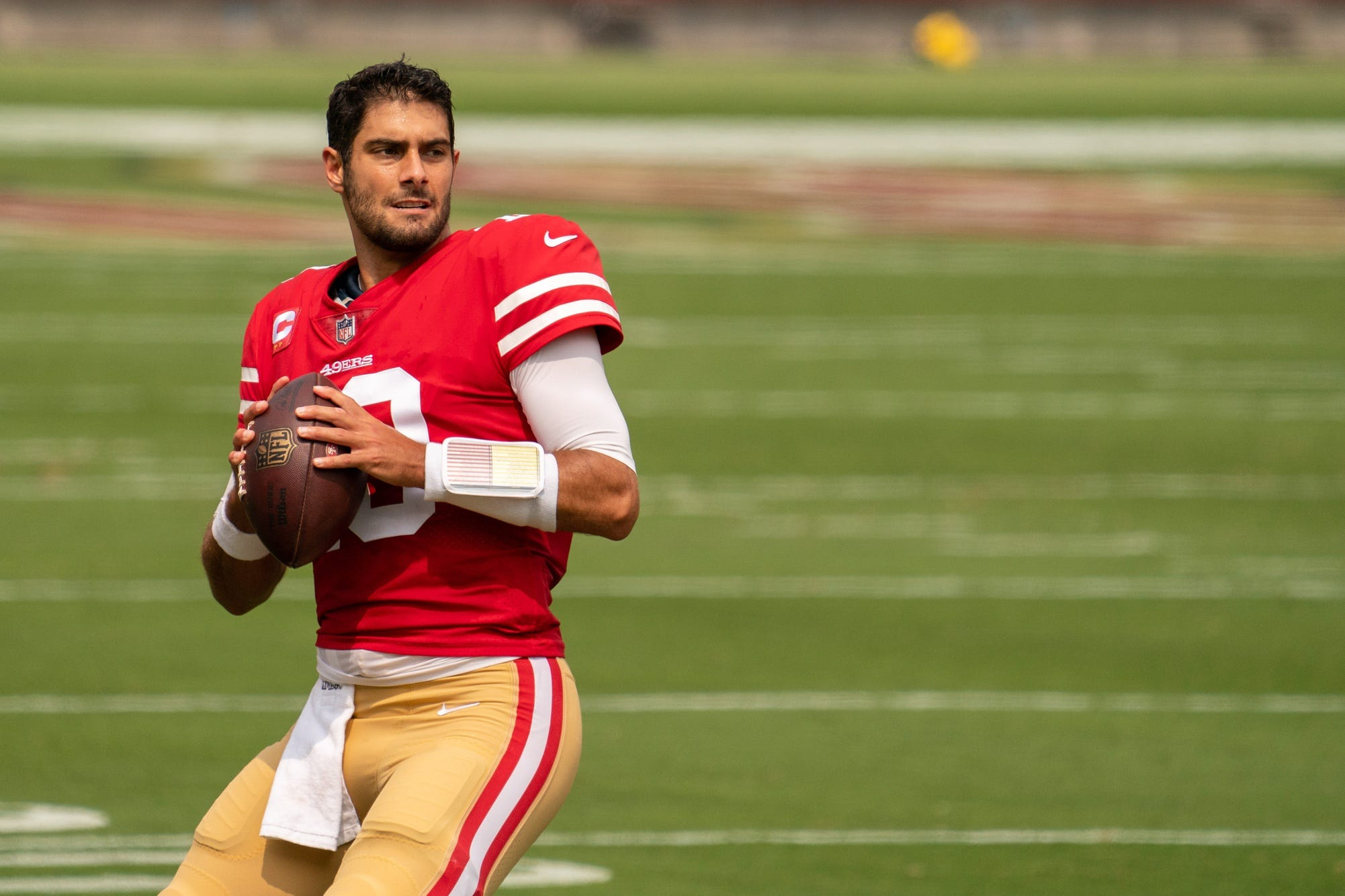 Laird: Making a case for the Jimmy Garoppolo, Bill Belichick reunion
