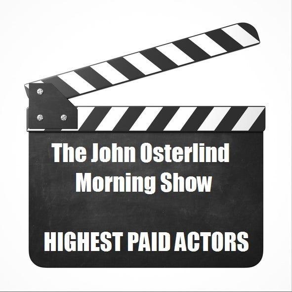 Highest Paid Movie Stars