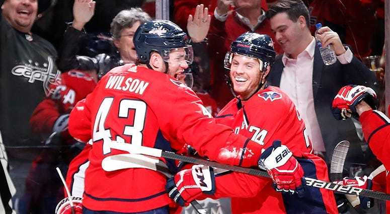 John Carlson continues chasing down Norris Trophy