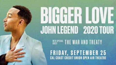John Legend (NEW Date)
