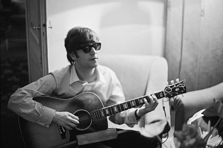 John Lennon, The Beatles, Classic Rock