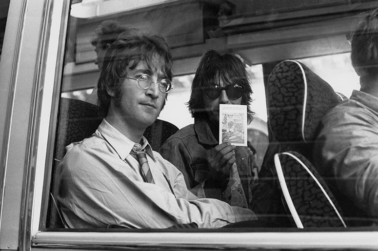 John Lennon, The Beatles, Classic Rock, Icons