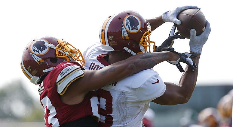 Finlay: Redskins have tried trading Josh Doctson