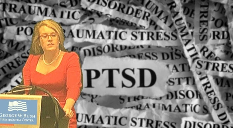 Kacie Kelly, Military Service Initiative Director at the George W Bush Presidential Center discusses how recent PTSD reports are not telling the whole story