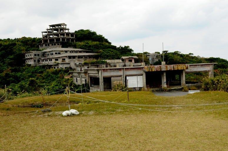 Takahara Haunted House