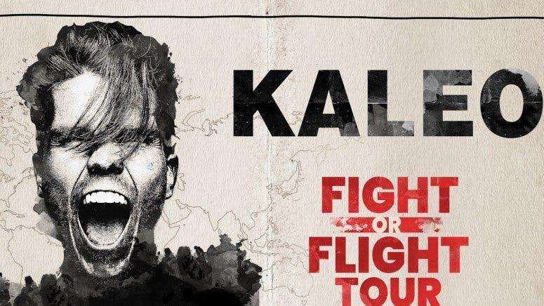 KISW Presents KALEO - NEW DATE & VENUE