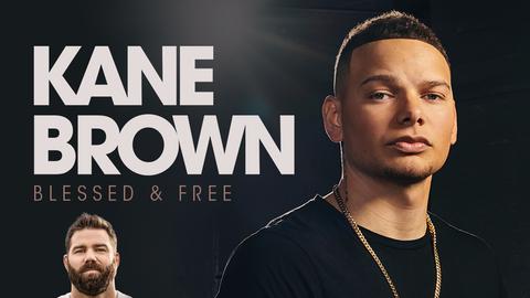 """Kane Brown Kane Brown's """"Blessed & Free"""" Tour"""