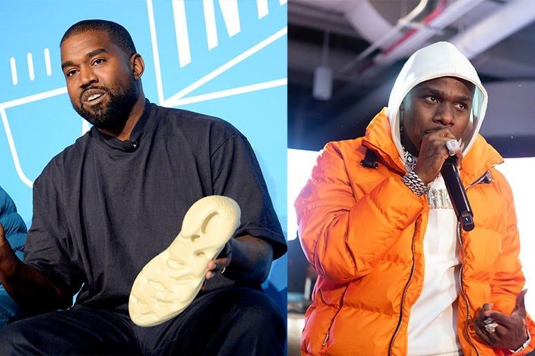 Kanye West and Da Baby