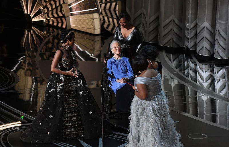 Katherine Johnson at 2017 Oscars