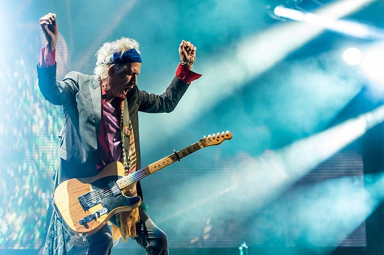 Keith Richards, Rolling Stones