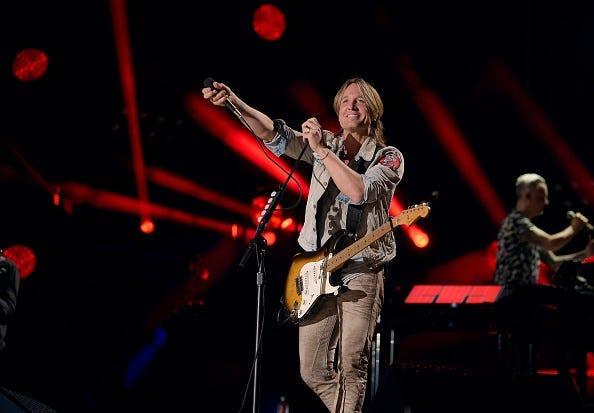 Keith Urban, New Song, Music Video, Country Music