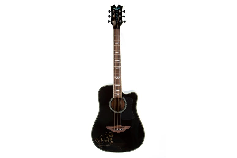 Keith Urban guitar