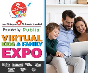 Joe DiMaggio Children's Hospital Virtual Kids & Family Expo