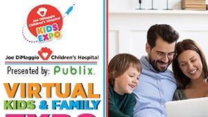 Joe DiMaggio Children's Hospital Virtual Kids & Family Expo