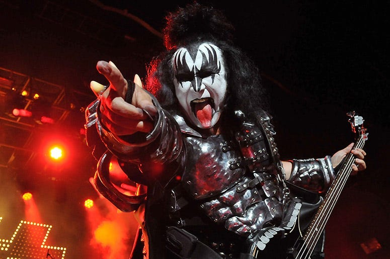 KISS, Classic Rock, Icons