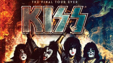 KISW Presents KISS: The Final Tour Ever - NEW DATE