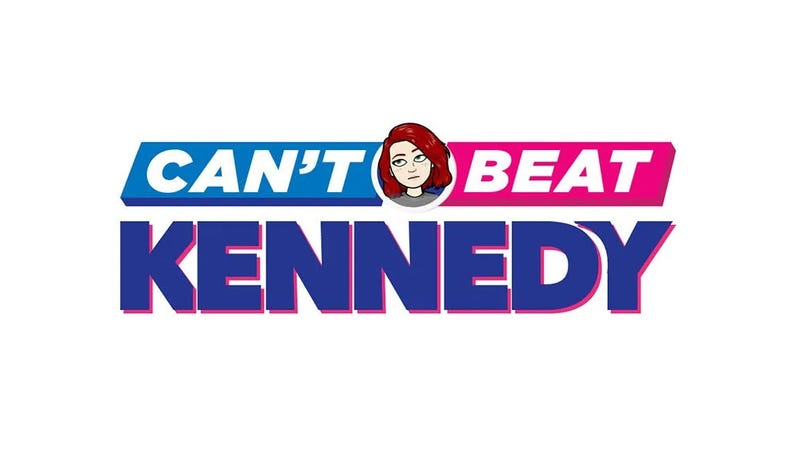 cant beat kennedy logo
