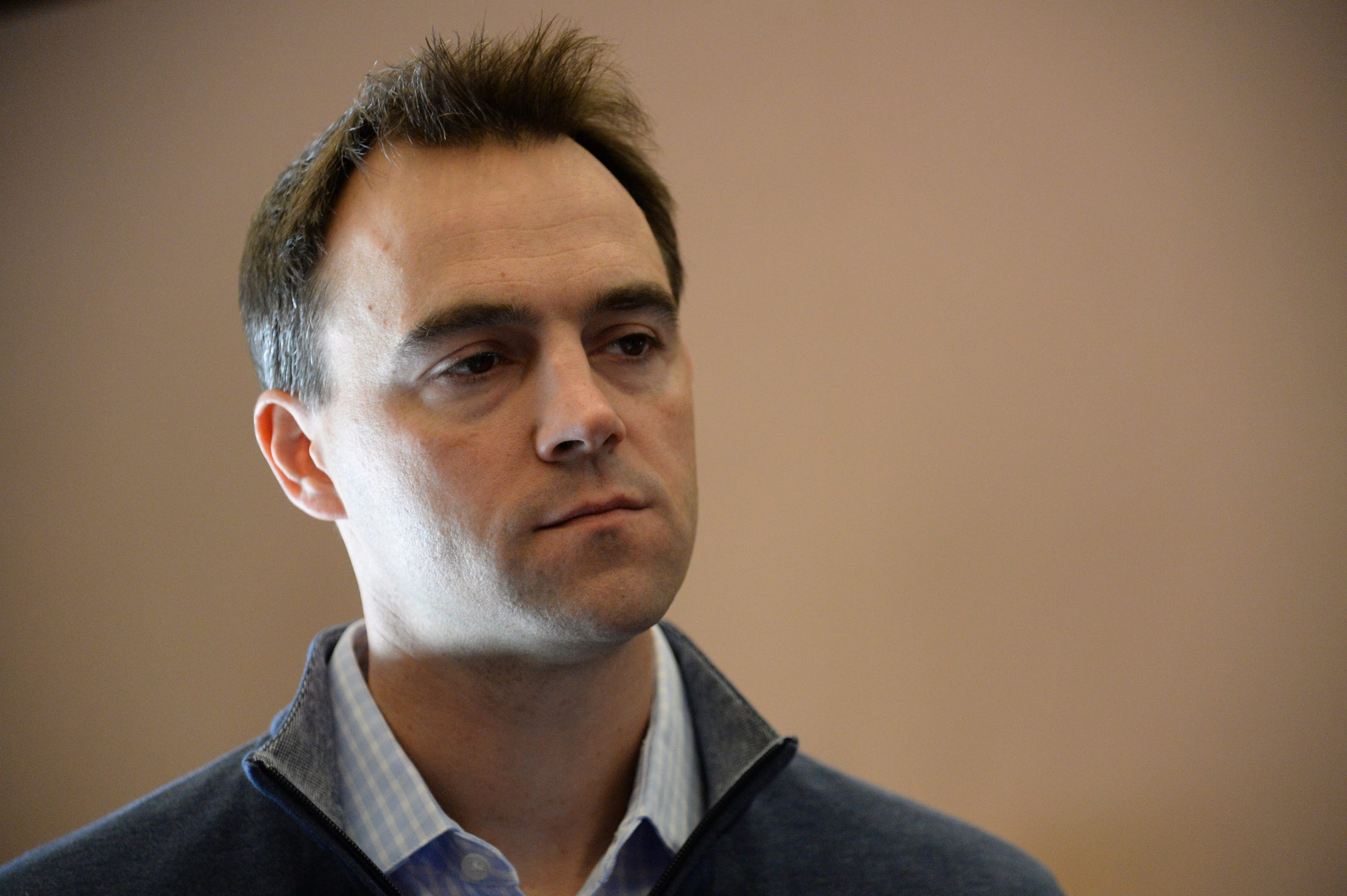 Matt Klentak steps down as Phillies GM